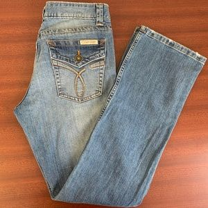 Awesome Vintage-like Calvin Klein Bootcut Jeans
